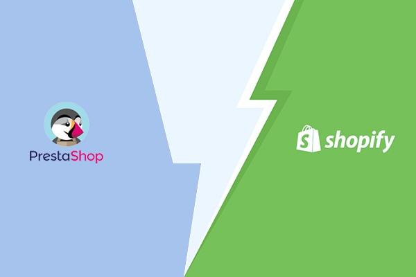 Prestashop y Shopify