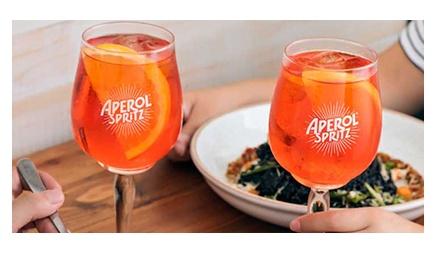 Agencia Digital Aperol Spritz